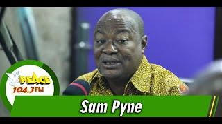 NHIA FUND: Sam Payne Angry @ Sammy Gyamfi