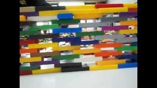 Bau der Arena