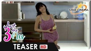 Teaser | Jennylyn Mercado is CJ Manalo | 'Just The 3 Of Us'