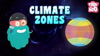 Climate Zones of the Earth - The Dr. Binocs Show | Best Learning Videos For kids | Dr Binocs