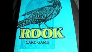Calvin's Got Game: Rook Card Game 2 Player Tutorial