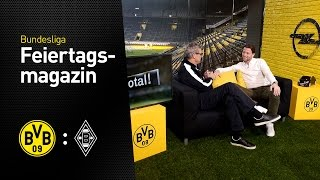 Das Feiertagsmagazin mit Roman Weidenfeller | BVB - Borussia Mönchengladbach