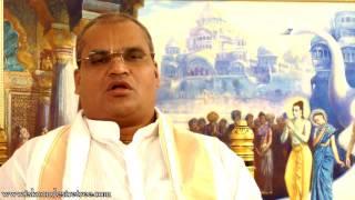 Of many demigods,how Krishna is Supreme ? (Telugu) - Vedanta Chaitanya Prabhu