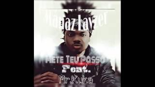 Mánaz Layzer & Mr  Kuka - Mete Teu Passo [2016]