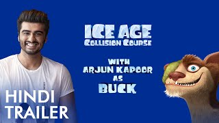 Ice Age: Collision Course | Hindi Trailer Ft. Arjun Kapoor as Buck | Fox Star India