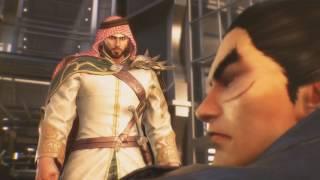 تيكن 7 : قصة الشخصيه السعوديه شاهين ف لعبةFHD 60FPS TEKKEN 7  :)