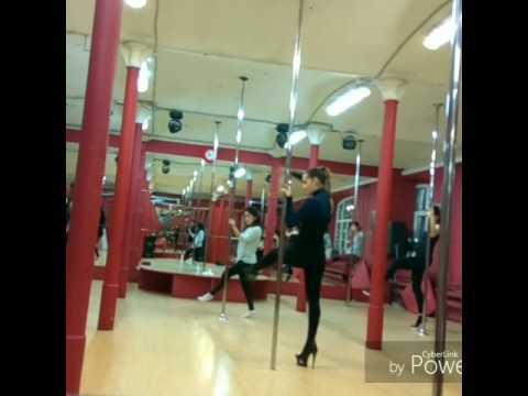 Exotic Pole Dance - Tatiana Marsheva