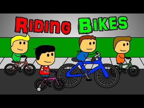 Brewstew Riding Bikes