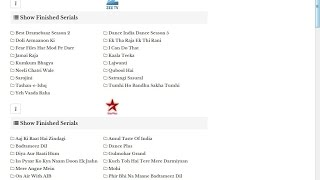 How To Watch Star Plus And All Indian Tv Serials.....