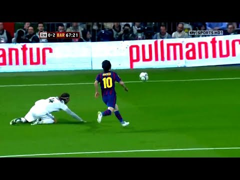 Lionel Messi Destroying Sergio Ramos ● The Ultimate Video ► 2005 2019