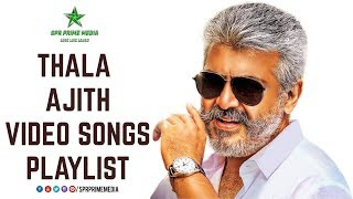 Ajith Video Songs HD 1080P Bluray Introduction - Official Tamil Playlist
