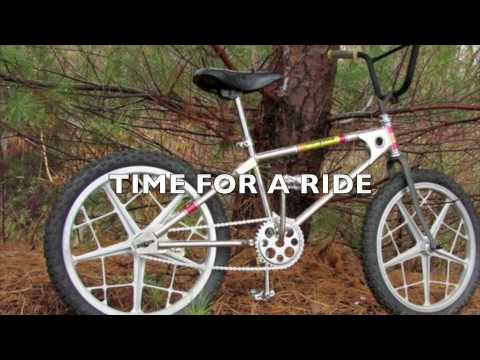 OLD SCHOOL BMX RESTORATION AND COLLECTING