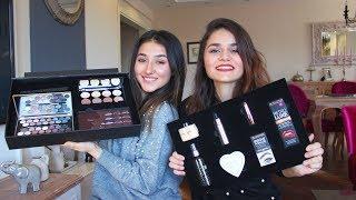 DEV MAKYAJ KUTUSU -Makeup Revolution İnceleme | İrem Çalhan