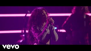 SZA - The Weekend (Live) - #VevoHalloween