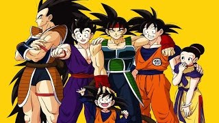 Dragon Ball Z: The True Parents of Saiyans