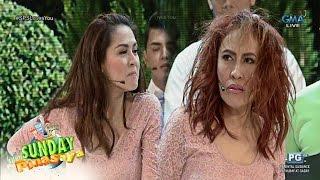 Sunday PinaSaya: Mrs. Apple Pen meets Mrs. Pineapple Pen