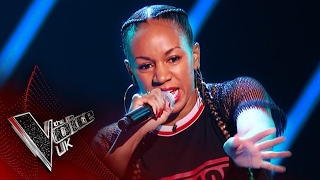 Shakira Lueshing performs 'Freak of the Week': Blind Auditions 5 | The Voice UK 2017