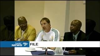 Baxter confirmed as new Bafana coach