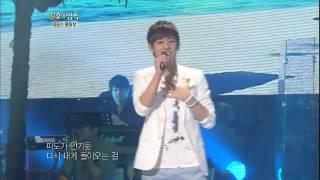 [HIT] 불후의명곡2-성규(Sung Kyu) - 파도.20120630