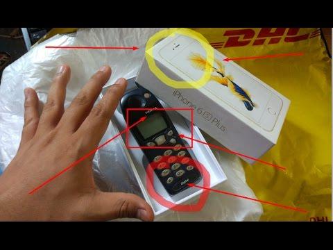 PIDIÓ UN IPHONE Y ESTO FUE LO QUE LE MANDARON ( le vendieron uno de jugete )