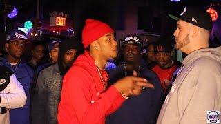 AHAT Rap Battle Slambo vs Menace