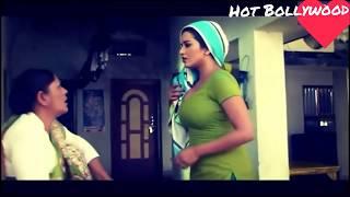 bhojpuri actress monalisa hot cleavage scene