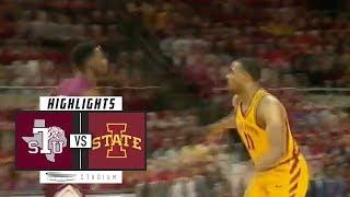 Texas Southern vs. Iowa State Basketball Highlights (2018-19) | Stadium