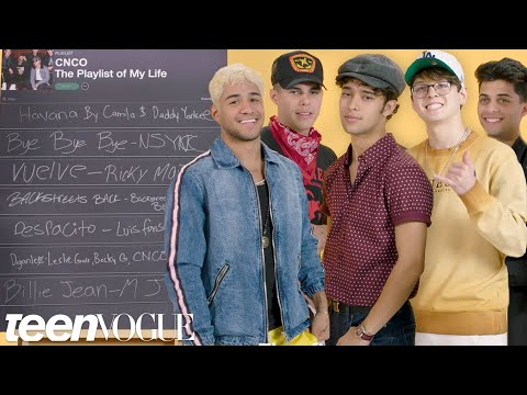 Xxx Mp4 CNCO Create The Playlist To Their Lives Teen Vogue 3gp Sex