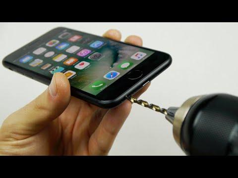 Secret Hack To Get Headphone Jack on the iPhone 7