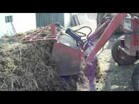 Front loader Tractor utb 550 cu incarcator frontal universal