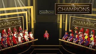 The Champions: Episode 9