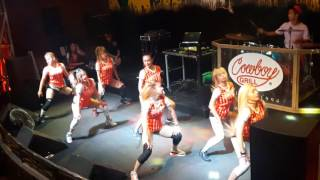 Trumpets dance by Mocha Girls