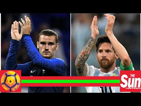 France v Argentina: World Cup 2018 match preview, predicted team line-ups and more