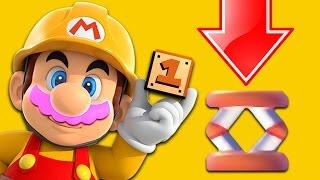 COMPANION SPRING HELL | Mario Maker #1