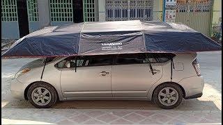 Review Lanmodo Car Tent