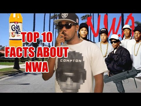 10 LITTLE KNOWN FACTS ABOUT NWA