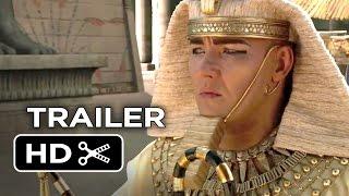 Exodus: Gods and Kings TRAILER 2 (2014) - Ben Kingsley, Ridley Scott Biblical Epic Movie HD