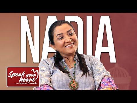 Xxx Mp4 Nadia Afgan On Speak Your Heart With Samina Peerzada 3gp Sex