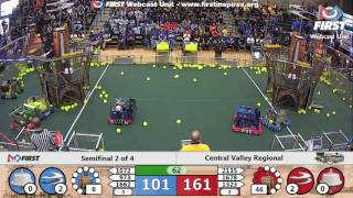Semifinal 2 - 2017 Central Valley Regional