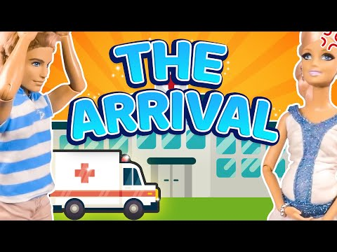 Barbie's Baby Part 4 - The Arrival