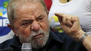 Former Brazilian president sentenced to 9 and a half years in prison