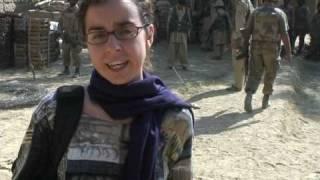 PAKISTAN. Zona tribal (octubre 2008)