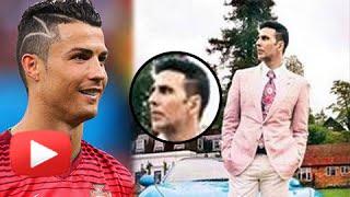 FIRST LOOK : Akshay Kumar Hairdo Inspired By Cristiano Ronaldo | Housefull 3