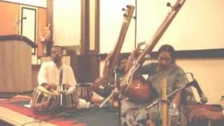 Shubha Joshi performing at Shruti