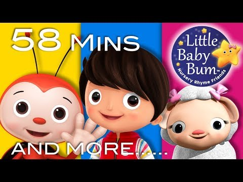 Xxx Mp4 Happy Songs Plus Lots More Nursery Rhymes 58 Minutes Compilation From LittleBabyBum 3gp Sex