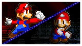 Mario Sprite Video