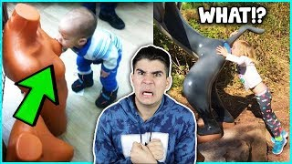 Most Inappropriate Kids Photos!