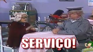 Dona Neves ♪♪ Mixagem: Serviço ♪♪