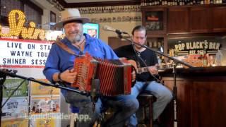 Wayne Toups - 'Tupelo Honey'   Shiner Sessions