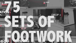 The I'm Possible Footwork Training System for Basketball Players